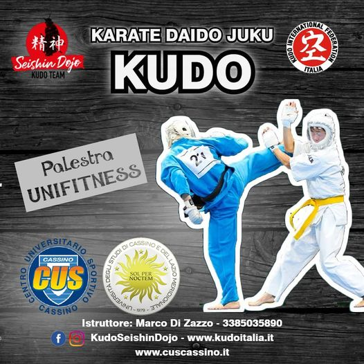 KUDO-KARATE DAIDO JUKU